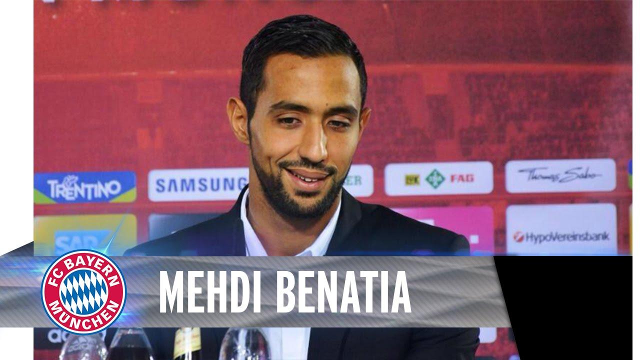 Mehdi Benatia Wie spricht man das aus