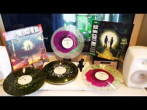 Unboxing The Last Of Us Vinyl Soundtracks!