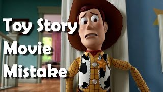 Disney Toy Story Movie Mistakes, Goofs, Facts, Scenes and Fails by Pixar