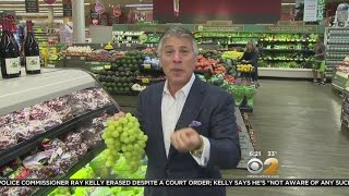 The Fresh Grocer: Green Seedless Grapes