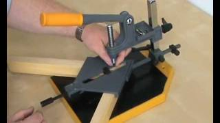 Framers Corner Pfk04 Hand Operated Frame Making Kit