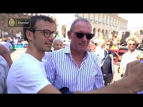 17 luglio 2018 – Verona è tua Preben, cittadino onorario