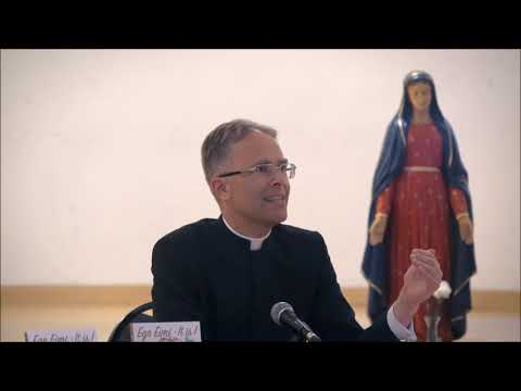 Juventutem Eucharistic Conference 3: The Real Presence ~ Fr Armand de Malleray, FSSP
