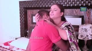 New Desi indian sexy Bhabi with Devar Very Hot ROMANTIC SCENE