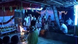 Kalkuda Bhoota Kola at Patla, Udupi