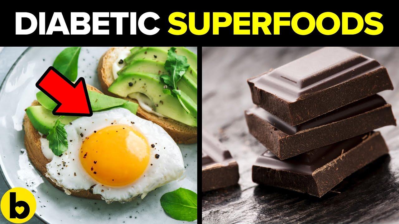 Храна што треба да ја јадат дијабетичарите