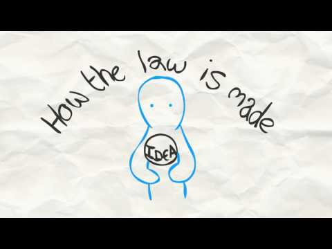 How a Law is Made song (UK Parliament)