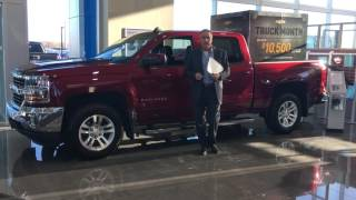 Truck Month is here at Georgian Chevrolet Buick GMC