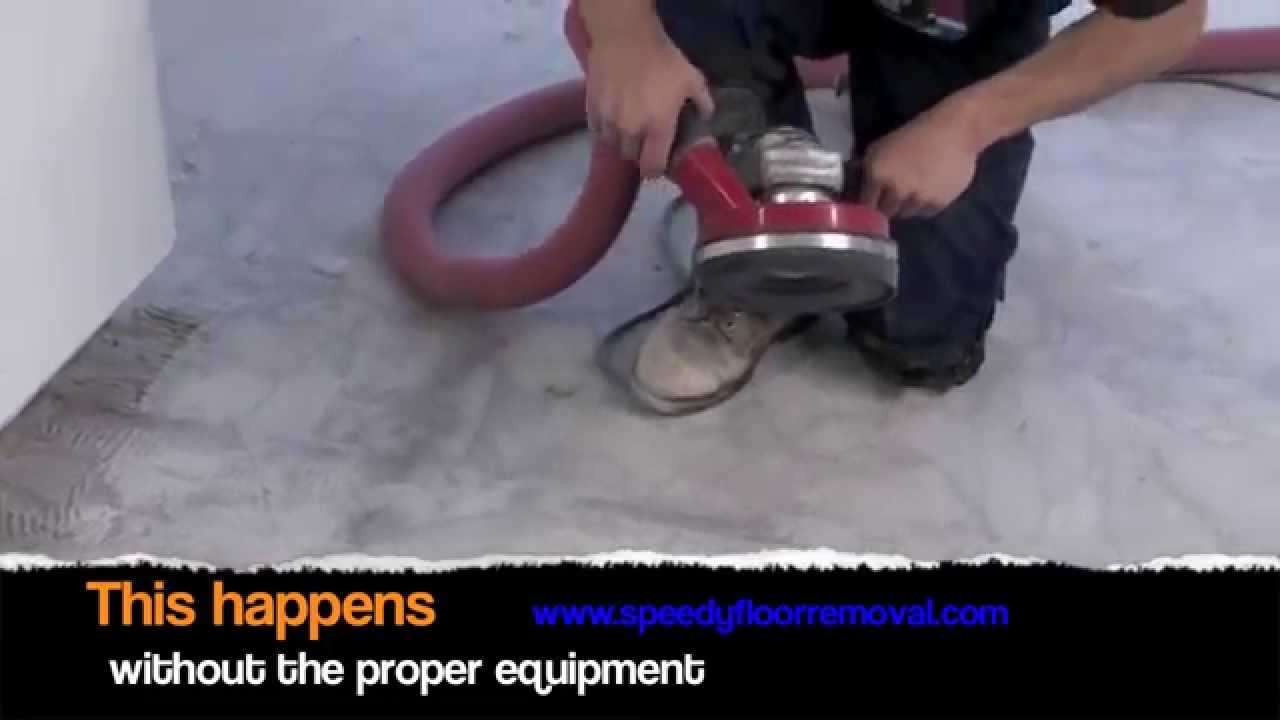 Speedy dustless ceramic tile and thinset removal youtube dailygadgetfo Images