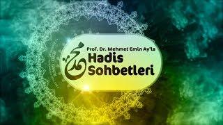 13.01.2019 Kamil İnsan Olmak, Prof. Dr. Mehmet Emin AY
