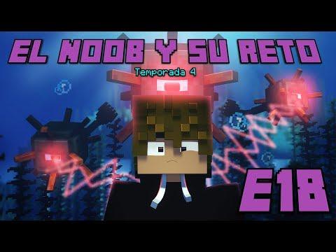 LA BATALLA DEL OCEANO! E18 El Noob y su Reto 4 - Luzu