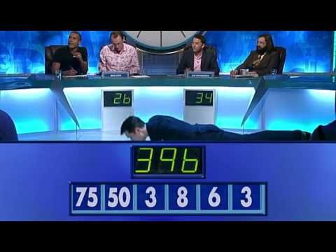 8 Out of 10 Cats Does Countdown - The Rematch