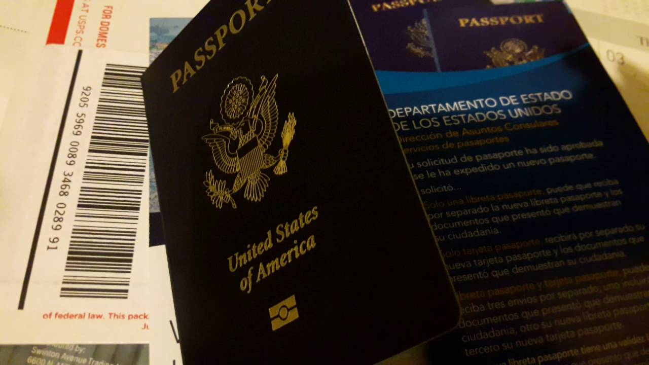 how does it take to get passport
