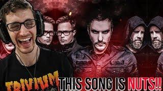 "Not Again!?!? | BREAKING BENJAMIN - ""Dance With the Devil"" (REACTION!!)"