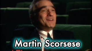 Martin Scorsese on LAWRENCE OF ARABIA