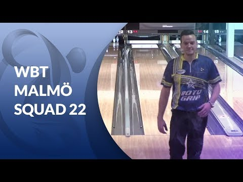 World Bowling Tour Malmö - Malmo, Sweden - Squad 22