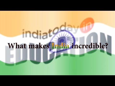 What makes India incredible