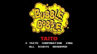 PSX Longplay [568] Bubble Bobble also featuring Rainbow Islands (Part 1 of 2)