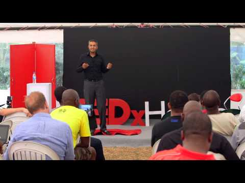 Zimbabwe: waiting for the future | Ritesh Anand | TEDxHarare