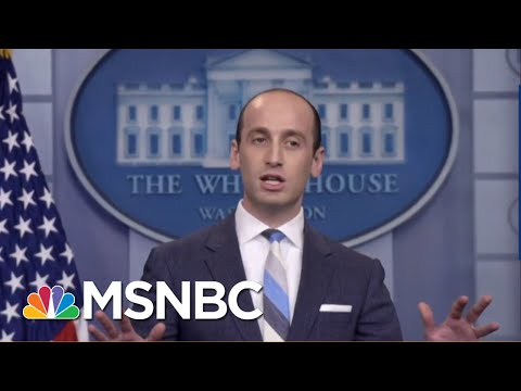 Stephen Miller's America: Trump's Aide Behind Splitting Families | The Beat With Ari Melber | MSNBC