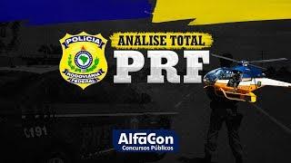Análise Total PRF: O que priorizar em Direito Administrativo - Ao Vivo - AlfaCon