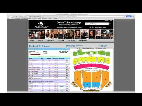 The Book of Mormon Tickets San Antonio TX Majestic Theatre