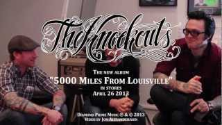 The Knockouts NEW ALBUM 5000 Miles From Louisville 2013