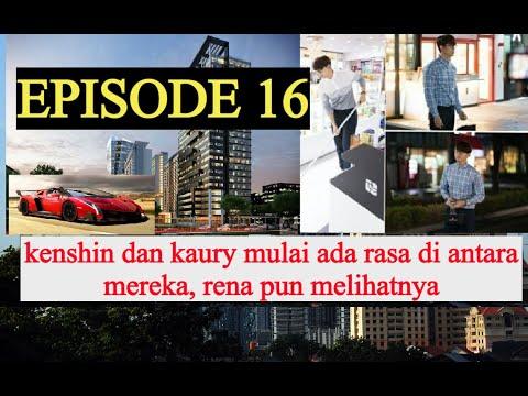 KISAH PEMUDA KAYA YANG MENJADI CLEANING SERVIS, EPISODE 16