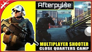 Afterpulse : Close Quarters Camp - Training ios Gameplay