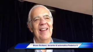 Prof. Bruno Siciliano's interview @  Futuro Remoto 2018 - UniNa News - 8 Nov 2018