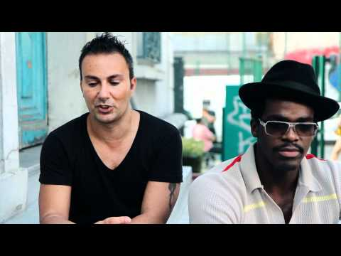 Red Bull Beat It - Youval et Rodrigue Interview SPEAKERS / HOSTS