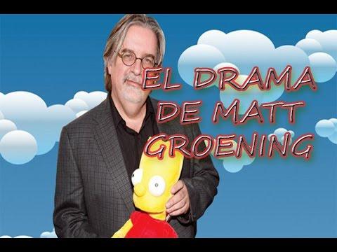 EL DRAMA DE MATT GROENING
