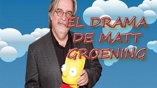 Los Simpson, Matt Groening