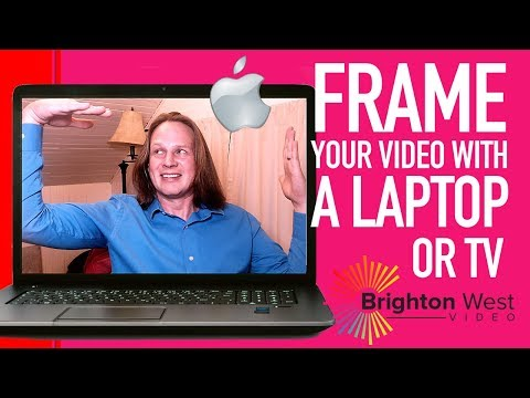 How to Put Video on a Laptop Screen with ScreenFlow
