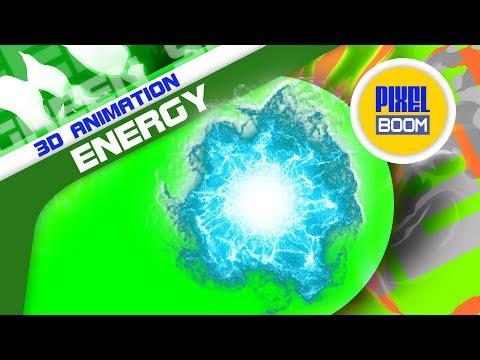 Green Screen Plasma Energy Sphere Pulse - PixelBoom