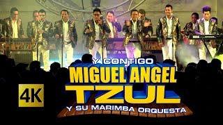 Miguel Angel Tzul y su Marimba Orquesta   -  Nueva Era 4K