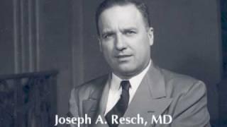 Joseph A. Resch, MD, FAAN and the Founding of the American Academy of Neurology