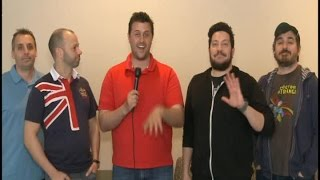 Video Impractical Jokers Chat With WOWT download MP3, 3GP, MP4, WEBM, AVI, FLV Juli 2018