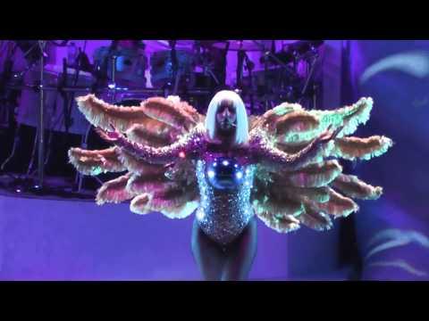 Lady Gaga - Opening Artpop  in Amsterdam Ziggo Dome 2409 - Artrave  concert