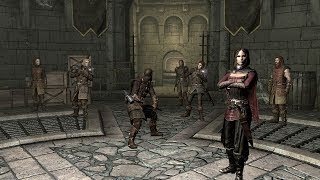 Прохождение Skyrim SE #24 Лук Ауриэля,заканчиваем сюжет про вампиров за стражу рассвета