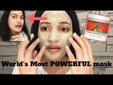 TRY NATIN! Aztec Healing Clay Mask!