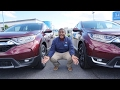 2017 Honda CR-V (Touring) vs. (EX-L Navi) | Which one is best for you? | #50