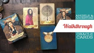 Angels & Ancestors Oracle Cards Walkthrough