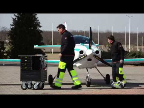 Rolls-Royce | Refuelling an electric aircraft