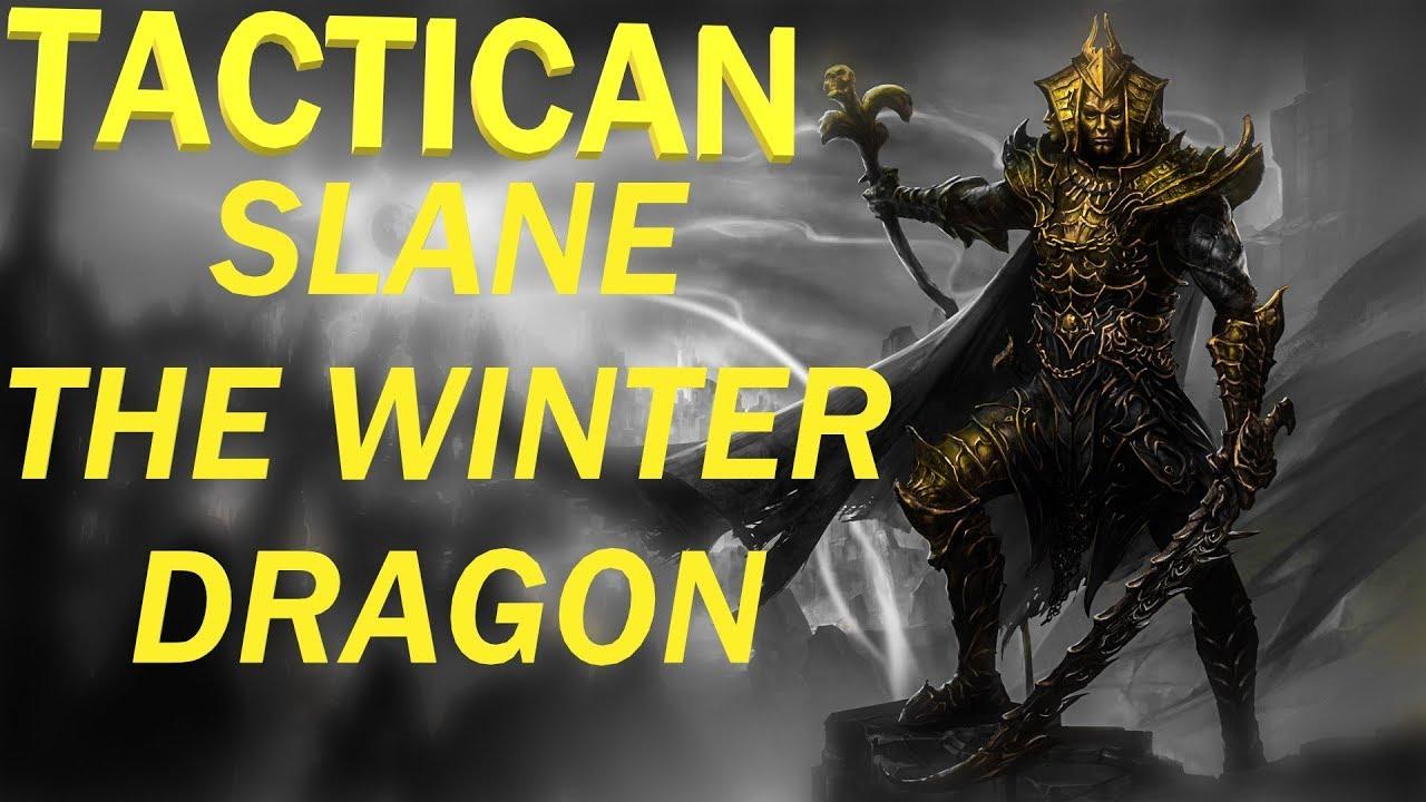 Divinity: Original Sin 2 - Tactician mode - Slane the Winter Dragon
