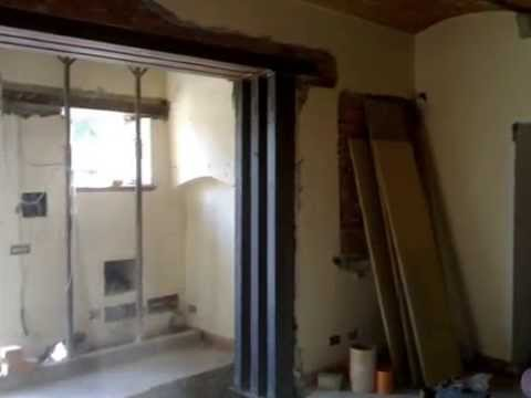 Realizzazione Cerchiatura Firenze   Impresa Edile Arkimede   YouTube