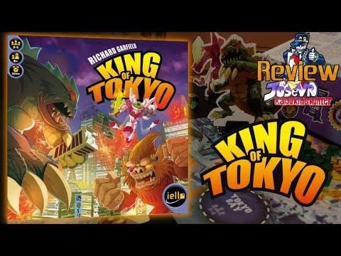 King Of Tokyo Juego De Mesa Review | Jose V.R.