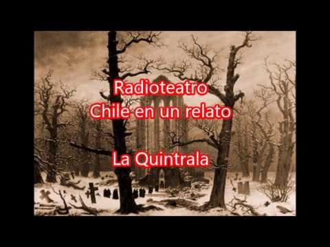 """Radioteatro el pacto de la quintrala """"Chile en un relato"""""""