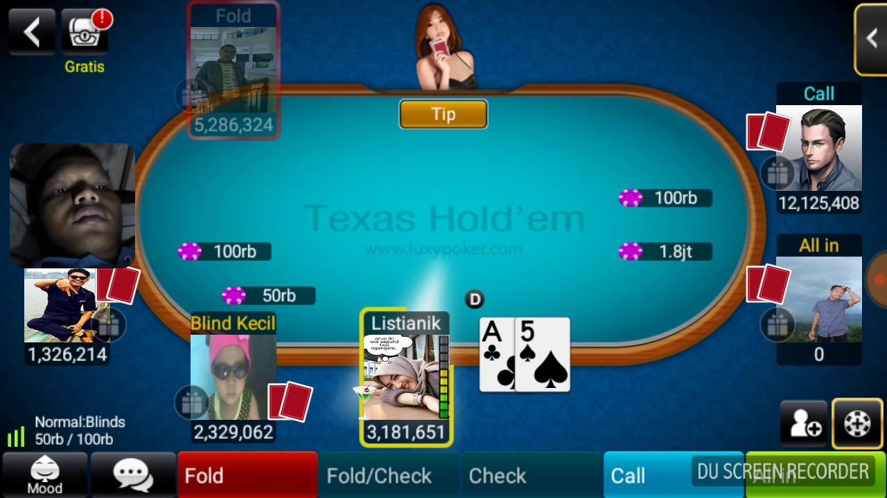 Tutorial Game Poker Pulsa Youtube