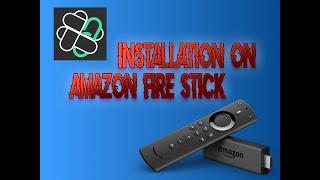Filelinked installation on Amazon Fire Stick